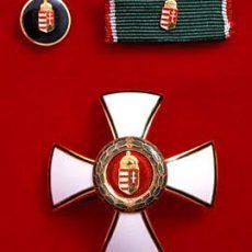 Dôstojnícky kríž Rádu Maďarskej republiky, 2013