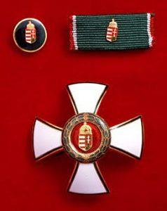 Dôstojnícky kríž Rádu Maďarskej republiky