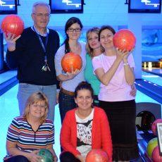 Bowling 2. detskej kliniky, 2014